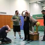 Schauspiel LARP-Training Düsseldorf